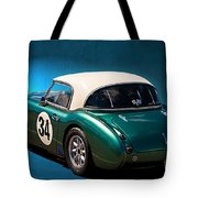 1959 Austin Healey 3000 Mk1 Tote Bag