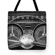 1959 Buick Lasabre Steering Wheel Tote Bag by Jill Reger