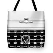 1959 Buick Lesabre Convertible Grille Emblems Tote Bag