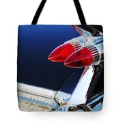 1959 Cadillac Eldorado Taillight -075c Tote Bag