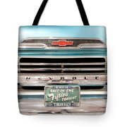1959 Chevrolet Apache 012315 Tote Bag