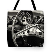 1959 Chevrolet Dash Tote Bag