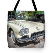 1959 Corvette Tote Bag