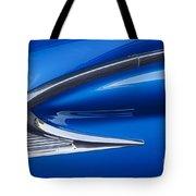 Blue Galaxie Tote Bag