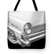 1959 Lincoln Continental Chrome Tote Bag