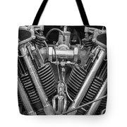 1959 Morgan Tote Bag