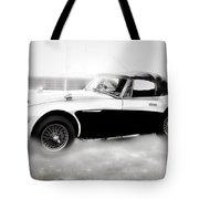 1960 Austin Healey Tote Bag