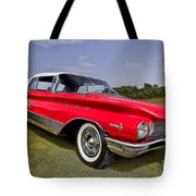 1960 Buick Electra 225 Tote Bag