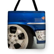 1960 Chevrolet Bel Air 2 012315 Tote Bag