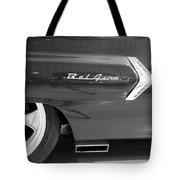 1960 Chevrolet Bel Air 3bw 012315 Tote Bag