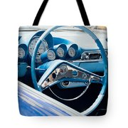 1960 Chevrolet Bel Air 4 012315 Tote Bag