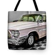 1960 Chrysler Windsor Tote Bag