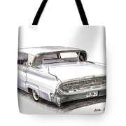 Continental Tote Bag