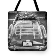 1960 Mga 1600 Convertible Bw Tote Bag