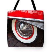 1960 Starliner Tote Bag