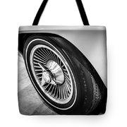1960's Chevrolet Corvette C2 Spinner Wheel Tote Bag