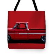 1960's Chevy C10 Pickup Tote Bag