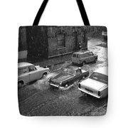 1960's Classic Cars    Ref-252 Tote Bag