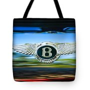 1961 Bentley S2 Continental - Flying Spur - Emblem Tote Bag