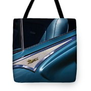 1961 Chrysler New Yorker Town And Country Tote Bag