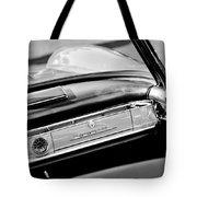 1961 Mercedes-benz 300 Sl Roadster Dashboard Emblem Tote Bag