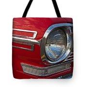 1962 Chevrolet Nova Tote Bag