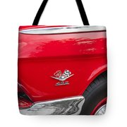 1962 Chevy Impala 409 Tote Bag