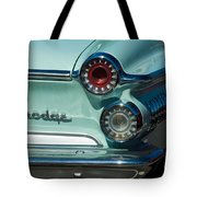 1962 Dodge Dart Taillight Tote Bag