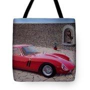 1962 Ferrari 250 Gto Tote Bag