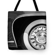 1962 Ghia L6.5 Coupe Wheel Emblem Tote Bag