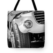 1963 Chevrolet Corvette Split Window Grille -209bw Tote Bag