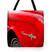 1963 Ford Falcon Sprint Tote Bag by Brian Harig