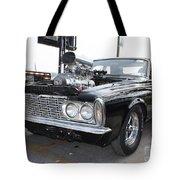 1963 Plymouth Modified Sedan Tote Bag