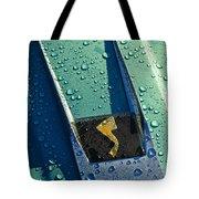 1963 Studebaker Avanti Hood Ornament Tote Bag by Jill Reger