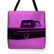 1964 Chevy Low Rider Tote Bag