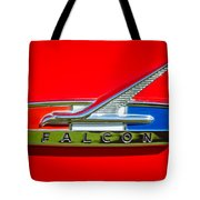 1964 Ford Falcon Emblem Tote Bag