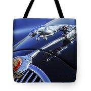 1964 Jaguar Mk2 Saloon Tote Bag