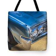 1964 Lincoln Continental Convertible  Tote Bag