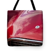 1964 Shelby 289 Cobra Grille -0840c Tote Bag