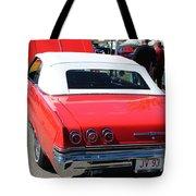 1965 Chevrolet Impala Tote Bag