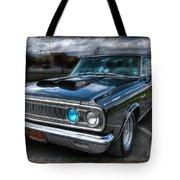 1965 Dodge Coronet Tote Bag