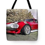 1965 Grand Sport Sebring  Tote Bag