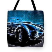 1965 Shelby Cobra - 4 Tote Bag