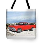 1966 Chevrolet El Camino 327 Tote Bag