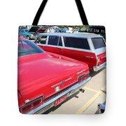 1966 Chevrolet Tote Bag