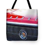 1966 Dodge Charger Grille Emblem Tote Bag