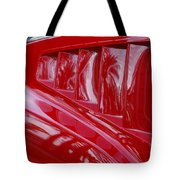 1966 Ford Mustang Gt Side Scoops -032c Tote Bag