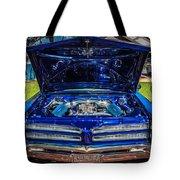 1966 Pontiac Bonneville Tote Bag