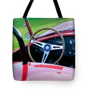 1966 Shelby Cobra 427 Tote Bag