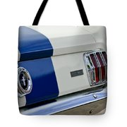 1966 Shelby Gt 350 Taillight Tote Bag